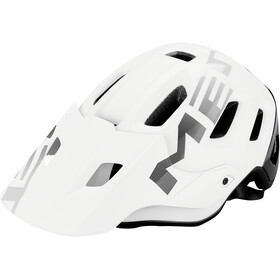 MET Roam Helm matt white/black